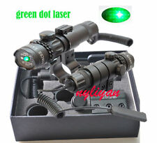 Hot Sale Green Dot Laser Sight W/Mounts&Remote Switch For Rifle Scope Gun