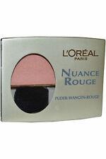 L'OREAL NUANCE ROUGE POWDER BLUSHER - AMBRE (106)