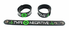 Type O Negative NEW! Rubber Bracelet Wristband Free Shipping Black No. 1 aa170