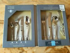 "Amefa ""Cambridge  46 Piece. six place Cutlery Set 18.10 Steel RRP £187.00!"