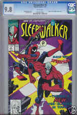 Sleepwalker #6 CGC 9.8 1991 Marvel Comic: PRice Drop!