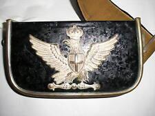 Kartuschkasten f. Offiziere der Infanterie m. Bandelier