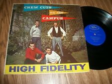 CREW CUTS~ THE CREW CUTS ON THE CAMPUS~IMPORT CANADA