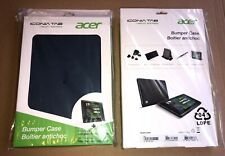 (2) Acer Iconia Tablet A500 SERIES Bumper Case -Brand New 10.25x7