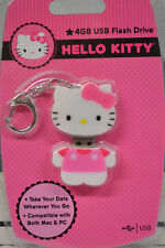 NEW HELLO KITTY 4 GB USB flash drive, Compatible with Both MAC & PC