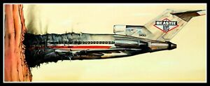 "6"" Beastie Boys Licensed to Ill vinyl sticker. Hip Hop album art decal 4 laptop."