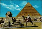 CPM EGYPTE The Great Sphinx of Giza and Khefren Pyramid (343828)