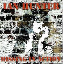 IAN HUNTER - MISSING IN ACTION - DOUBLE CD ALBUM - 2000 BURNING AIRLINES