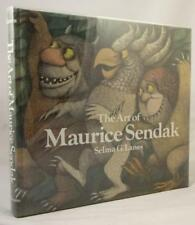 The Art of Maurice Sendak by Selma G. Lanes Signed, First- High Grade