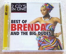 The Best of BRENDA FASSIE / The Best of BRENDA & THE BIG DUDES South Africa 2CD