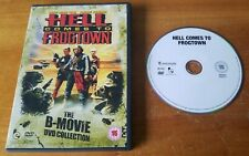 Hell Comes to Frogtown (DVD, NTSC Region 0) Roddy Piper 1996 b-movie film RARE