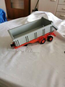 !!!Achtung!!!Playmobil Anhänger zum großen Muldenkipper(3265)