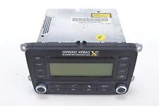 VOLKSWAGEN VW GOLF MK5 PASSAT B6 2005 LHD RADIO CD PLAYER HEAD UNIT 1K0035186P