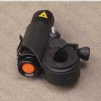 Cycling Bike Bicycle Front Tube Clip Bracket Mount Holder for Flashlight Torch