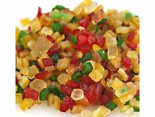 SweetGourmet Glazed Mixed Peel Pennant Mix - Fruit Cake Mix - 1Lb FREE SHIPPING!
