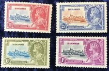 Bahamas George V 1935 Silver Jubilee Mounted Mint SG 141/4.