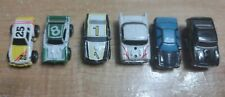 Lot of 13 Micro Machines, various cars and trucks (Galoob) 1980s - 1990s