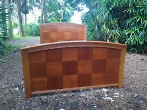 Harlequin Bed contemporary or traditional strong sturdy craftsmanship full size