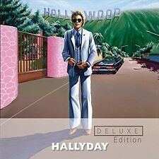 Hollywood - 2 DISC SET - Johnny Hallyday (2015, CD NEUF)