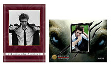 Twilight~ NAT cards~ All About Edward Series 4 ~ 16th set ~ Breaking Dawn ~ New