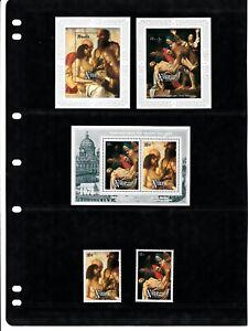 Niue Stamps. Mini/Sheets & Stamps. Decimal.