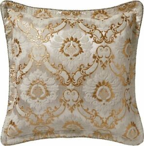 Davinci Arison European Pillowcase Gold