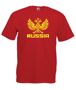 RUSSIA RUSSIAN CCCP USSR Xmas Gift Idea Mens Women T SHIRTS TOP Size S-2XL