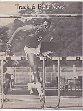 1968 Track and Field News Earl McCullouch High Hurdles USC