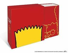 THE SIMPSONS WORLD THE ULTIMATE EPISODE GUIDE SEASONS 1-20 w/ Outer Case~