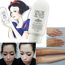 [SECRET KEY] Snow White Princess Milky Pack 200g Quick Whitening Korea Cosmetic
