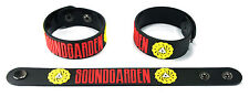 Soundgarden NEW! Rubber Bracelet Wristband Free Shipping  aa343