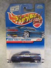 Hot Wheels 1998-659 Tail Dragger Purple  W/ Signature 1:64 scale (7D12) 18846