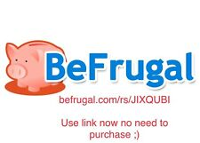 BeFrugal $10 Off Coupon Savings Use Promo Code For Discount BeFrugal.com