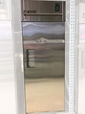 True Tr1R-1S Stainless Solid Door Commercial Refrigerator
