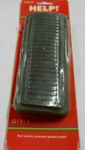 3492837 DODGE RAMCHARGER Brake Pedal Pad Molded Rubber NEW OEM MOPAR 13919