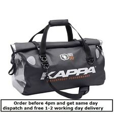 KAPPA Motorcycle Luggage Dry Pak Waterproof Tail Bag 50L
