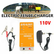 Dc 12v Electric Fence Systems Animal Ranch Energy Controller Electronic Charger