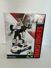 Prowl Transformers Generations Cyber Battalion Hasbro Action Figure 2017