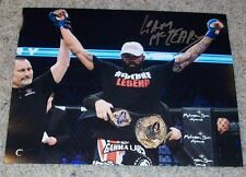 LIAM MCGEARY SIGNED AUTOGRAPH BELLATOR 8x10 PHOTO w/EXACT PROOF UFC PRIDE MMA
