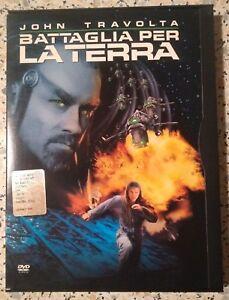 BATTAGLIA PER LA TERRA - DVD snapper John Travolta