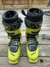 Dalbello Krypton 2 Pro Ski Boot 130 Size 27.5 w/Intuition Liners! Length 317mm