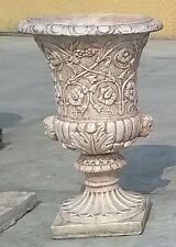 Vase Amphore Schale Pflanzgefäß Kübel Steinvase Gartendekoration Marmor Art.212