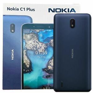 NOKIA C01 PLUS 4G LTE 4.45 INCH DISPLAY UNLOCK DUAL SIM BRAND NEW  2021 MODEL