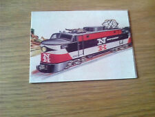 Lionel Greatest Trains Omnichrome Promo Card 2 of 2