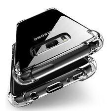 A prueba de golpes Silicona Fundas y Carcasa Integral Cover Case para Samsung
