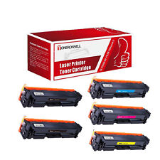 Laser Compatible CF510X - CF513X Toner for HP LaserJet Pro M154 M154nw 5Compo