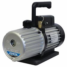 Mastercool 90066-B 6.0 Cfm Single Stag Deep Vacuum Pump (90066b)