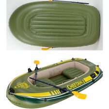 US STOCK Camouflage 3 Person Inflatable Boat Fishing Rafting Water Sports