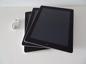 2x Fair Condition Apple iPad 2 16GB, Wi-Fi, 9.7in - Black Tablets