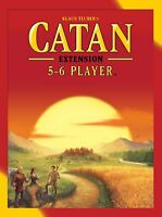 Catan 5-6 Player Extension - 5th Edition SEALED UNOPENED FREE SHIPPING
